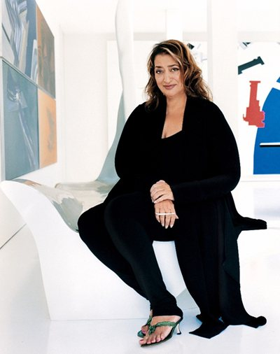 Zaha Hadid Honored at the State Hermitage Museum in St. Petersburg