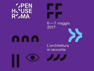 Al via domani Open House Roma 2017