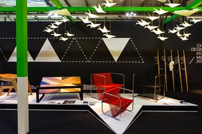 Movement, exploration and use of natural resources: 'Chilean Design is Moving'