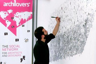 'Fabbricare, fabbricare, fabbricare'. New Life for a Wall