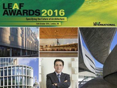 LEAF Awards 2016 Winners