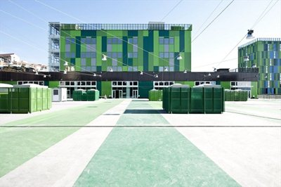 New Multipurpose Centre in Savona Italy opens today