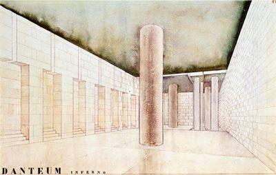 L' Architettura per la Divina Commedia