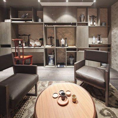 The Vanke Model Home designed by Neri & Hu