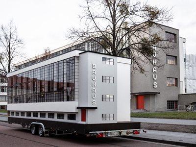 All Aboard the Bauhaus Bus!