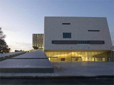 Florence: the completion of ABDR's Auditorium is underway