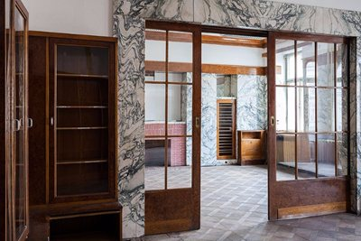 Inspiring Interiors by Adolf Loos