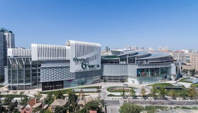 Build for the future - sustainable retail design