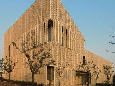 Archea Associati's Green Energy Laboratory in Shanghai