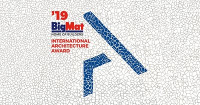 New edition of the BigMat International Architecture Award