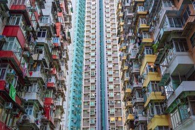 Urban Density - Hong Kong