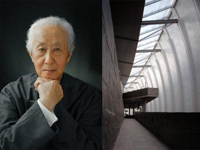 Arata Isozaki is the 2019 Pritzker Architecture Prize