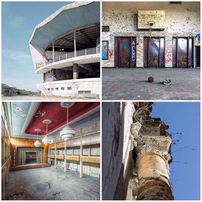 #Archilovers_AbandonedPlaces
