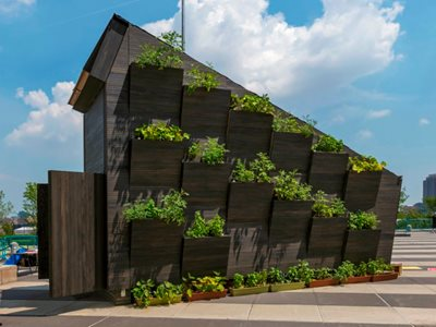 How to make modern living sustainable with new eco-housing module