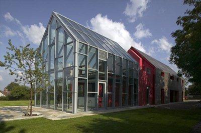 Sliding House: the secret of a transformable residence