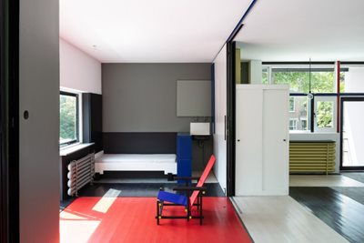 Iconic Houses: Rietveld Schröder House