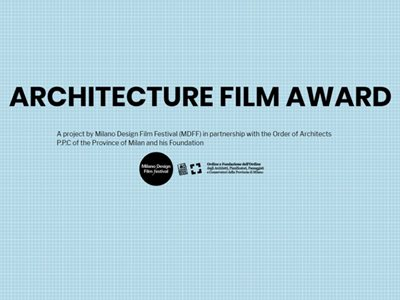 AFA | ARCHITECTURE FILM AWARD