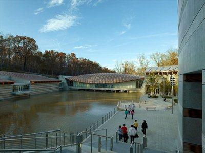 Crystal Bridge Museum: art in times of crisis