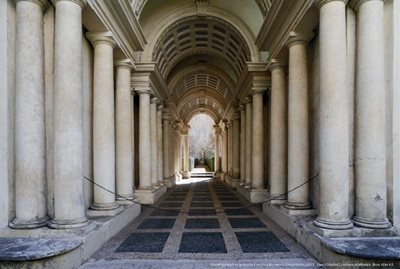 Architetture dell'illusione. La falsa prospettiva del Borromini a Palazzo Spada