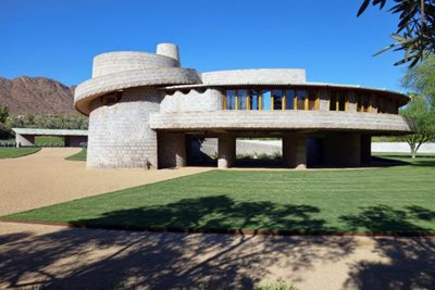 The House Frank Lloyd Wright designed for his Son is for Sale