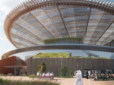 Dubai Expo 2020 Sustainability Pavilion