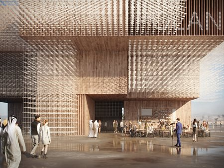 Polish Pavilion at Expo 2020 Dubai