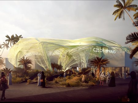 Czech Pavilion at Expo 2020 Dubai